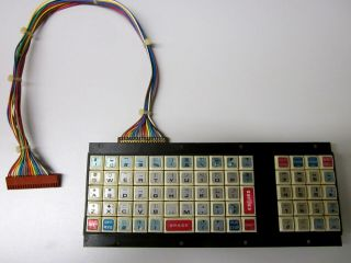 """Commodore Pet 2001 Series Keyboard """" The Chiclet """" -"""