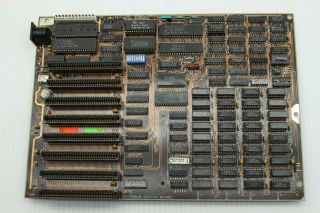 Ibm 5160 Xt System Board 64 - 256kb 8 Slot Desktop Computer Pc Motherboard