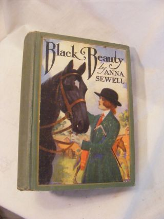 Black Beauty (1927illustrated) Anna Sewell