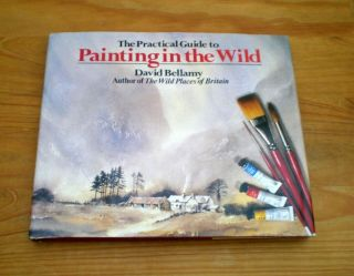 The Practical Guide To Painting In The Wild By David Bellamy (watercolour)