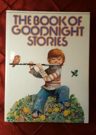 The Book Of Goodnight Stories Vintage Children