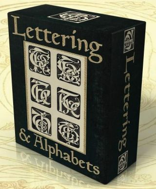 Lettering,  Alphabets,  Monograms 76 Vintage Books On Dvd Penmanship Sign - Writing