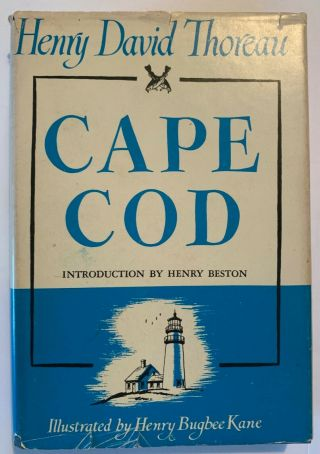 Henry David Thoreau / Cape Cod 1951