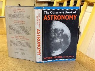 Observers Book Of Astronomy 1967: