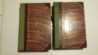 1841 1st Edition 2 Vol Yucatan Incidents Of Travel John Stephens Maya Chiapas