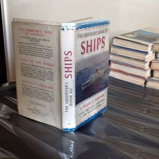 Observers Book Of Ships 1954 (654)
