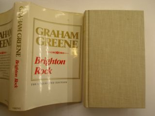Brighton Rock,  Graham Greene,  The Collected Edition,  Dj,  1981