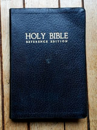 Vintage Holy Bible Reference Edition King James Version