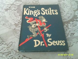 Dr.  Seuss.  The King