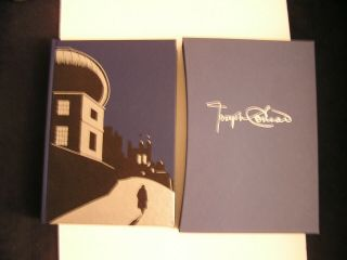 Folio Society 1999 Joseph Conrad The Secret Agent