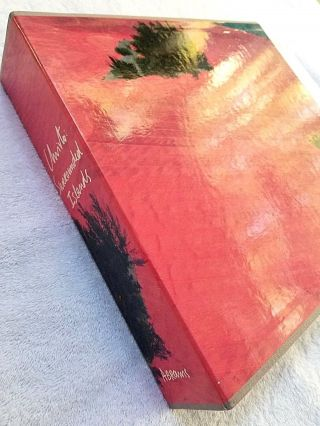 Christo - Surrounded Islands (signed First Edition)
