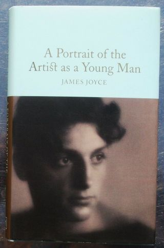 James Joyce A Portrait Of The Artist As A Young Man (collector