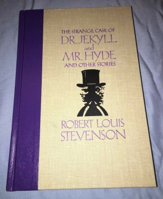 The Strange Case Of Dr.  Jekyll & Mr.  Hyde And Other Stories 1990 - 1991 Stevenson