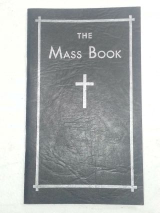 The Mass Book 1950