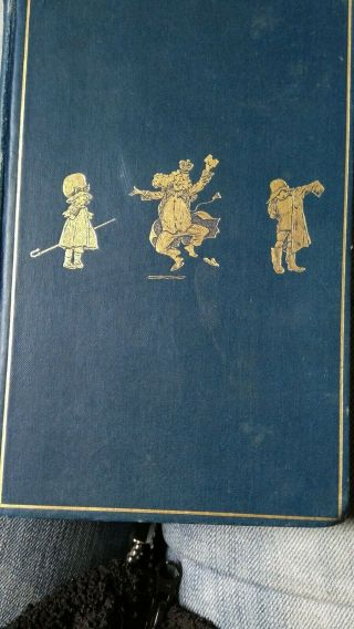 When We Were Very Young 1st Edition 1924 Third Print A.  A.  Milne