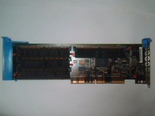 Ibm Ps/2 Mca Microchannel Memory Expansion Card 49f5503 167g 49f5507 With 8mb