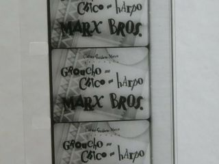 Marx Brothers A Night At The Opera 16mm Film On 2 Large Reels
