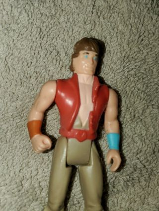 Vintage Star Wars Jann Tosh Cartoon Droids Action Figure 1 Day