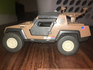 Vintage 1984 Gi Joe Vamp Mark Ii Vehicle Euc Minus The Grey Missals At Top