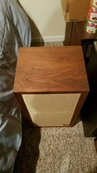 Acoustic Research,  Ar3,  Ar3a,  Speaker Cabinet,  This Listing Is For One Cabinet