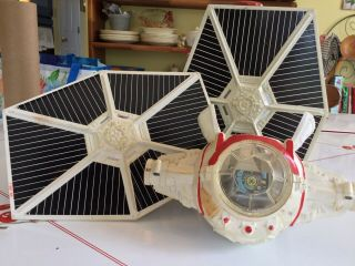 Vintage Kenner Products Star Wars Tie Fighter
