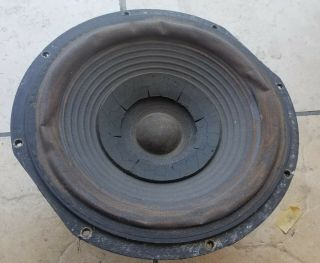 Acoustic Research Ar3 Woofer Alnico -.
