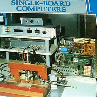 1983 Sbc Interfacing W/ Rockwell Aim 65 Synertek Sym - 1 6502 Kim - 1 Microcomputers
