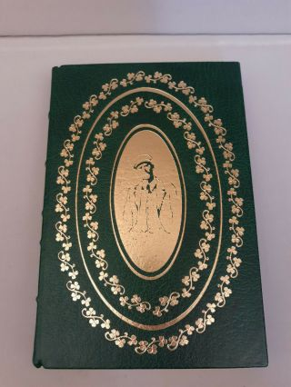 A Portrait Of The Artist As A Young Man By James Joyce (easton Press,  1977)