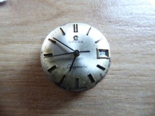 Vintage Omega 21 Jewels Cal 681 Ladymatic Wristwatch Movement