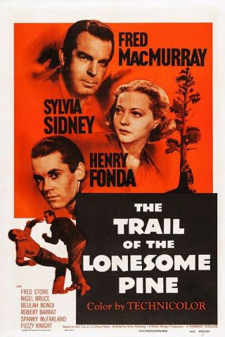 Vintage Movie 16mm Trail Of The Lonesome Pine Feature 1936 Film Adventure Drama