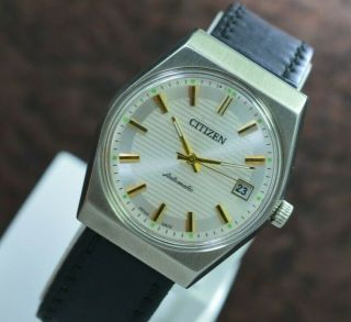Vintage Citizen Date 21 Jewels Automatic Men