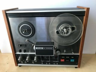 Teac A - 2300s Reel To Reel Semi - Professional Tape Recording Not