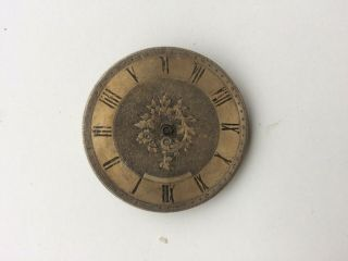 Pocket Watch Movement Henry Touchon,  Antique,  Swiss
