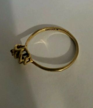 10kp Ring Vintage Smg