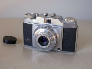 Agfa Silette 35mm Vintage Film Camera For Repair