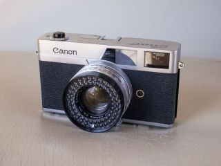 Canon Canonet 35mm Vintage Film Camera For Repair