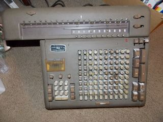 Friden Automatic Calculator Model Stw