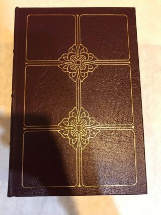 The History Of Tom Jones By Henry Fielding Easton Press 100 Greatest Books Ever