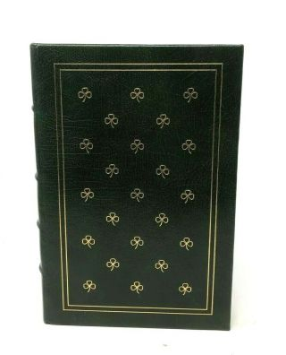 A Portrait Of The Artist As A Young Man By James Joyce Easton Press Leather