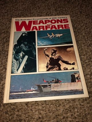 Weapons And Warfare Illustrated Encyclopedia Of 20th Century 24