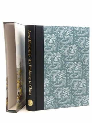 An Embassy To China - Macartney,  Lord & Cranmer - Byng,  J.  L.  Illus.  By Alexander,