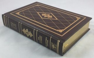 Deluxe Faux Leather Gilt Harvard Classics Collector