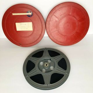 Vintage 16mm Film The Reckless Years Pliomagic Plastic Reel 1980s Dating Movie