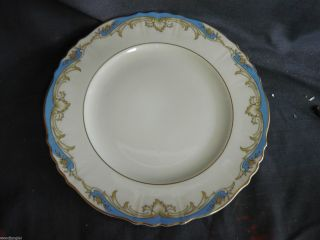 Vintage Syracuse China Carvel Lunch Plate Salad
