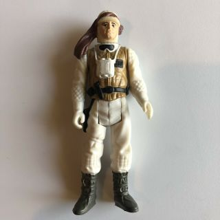 Star Wars Vintage Figure Luke Skywalker Hoth Gear