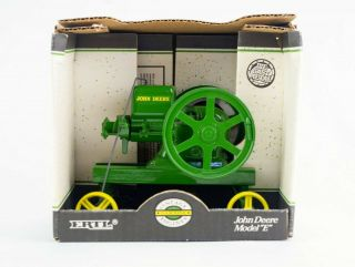 Ertl John Deere Model E Engine,  Vintage 1990 4350 1:6 Scale Toy