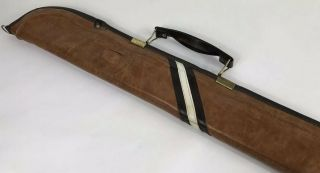 Vintage Brunswick? Soft Pool Stick Case 33 ""