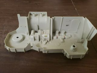 Vintage 1985 Gi Joe Uss Flagg Aircraft Carrier Fantail Deck M - 4060