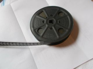 Vintage 16mm Film The 3 Stooges With Moe,  Curly Larry B,  W Film