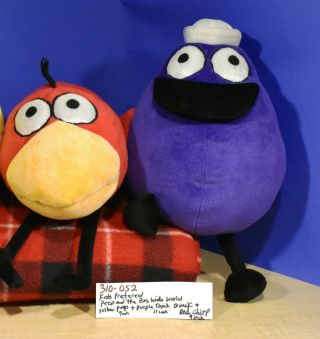 """Kids Prefered Peep And The Big Wide World Plush """" Chirp And Quack """" (310 - 052)"""